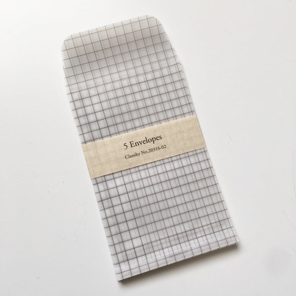 Image of Classiky Tracing Paper Envelopes
