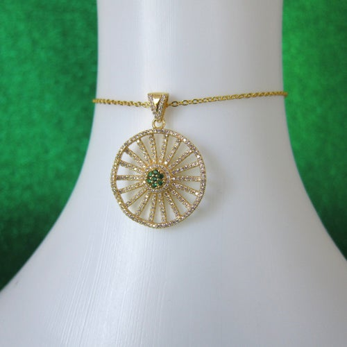 Image of Sol pendant necklace