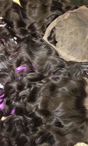 Image of 360 Lace Frontal Brazilian Body Wave
