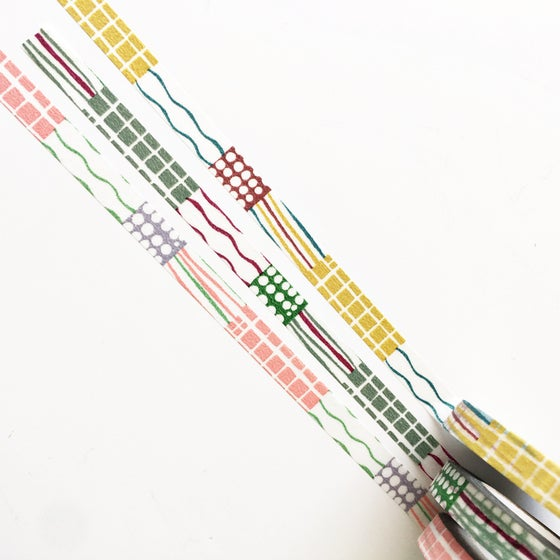Image of Classiky Textile Washi Tape 8mm