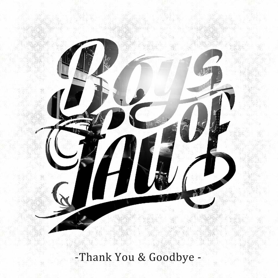 Image of Thank You & Goodbye Physical Album