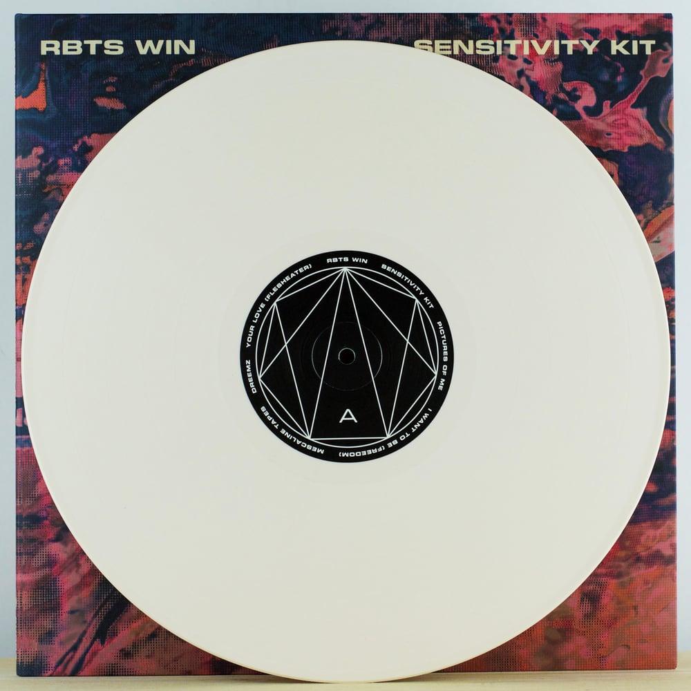 "Image of RBTS Win - Sensitivity Kit - 12"" CREAM Vinyl (Standard)"