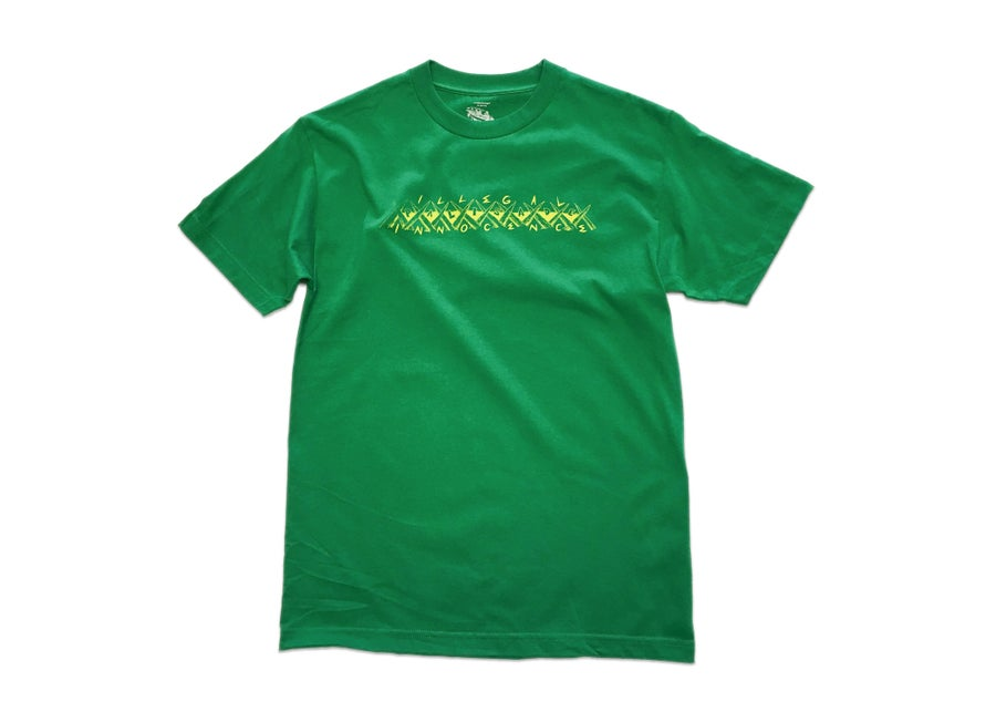 Image of Palisade x Illegal Innocence (Green)