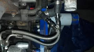 Image of Gen4 ST215 Turbo Stainless Steel Oil & Coolant Lines