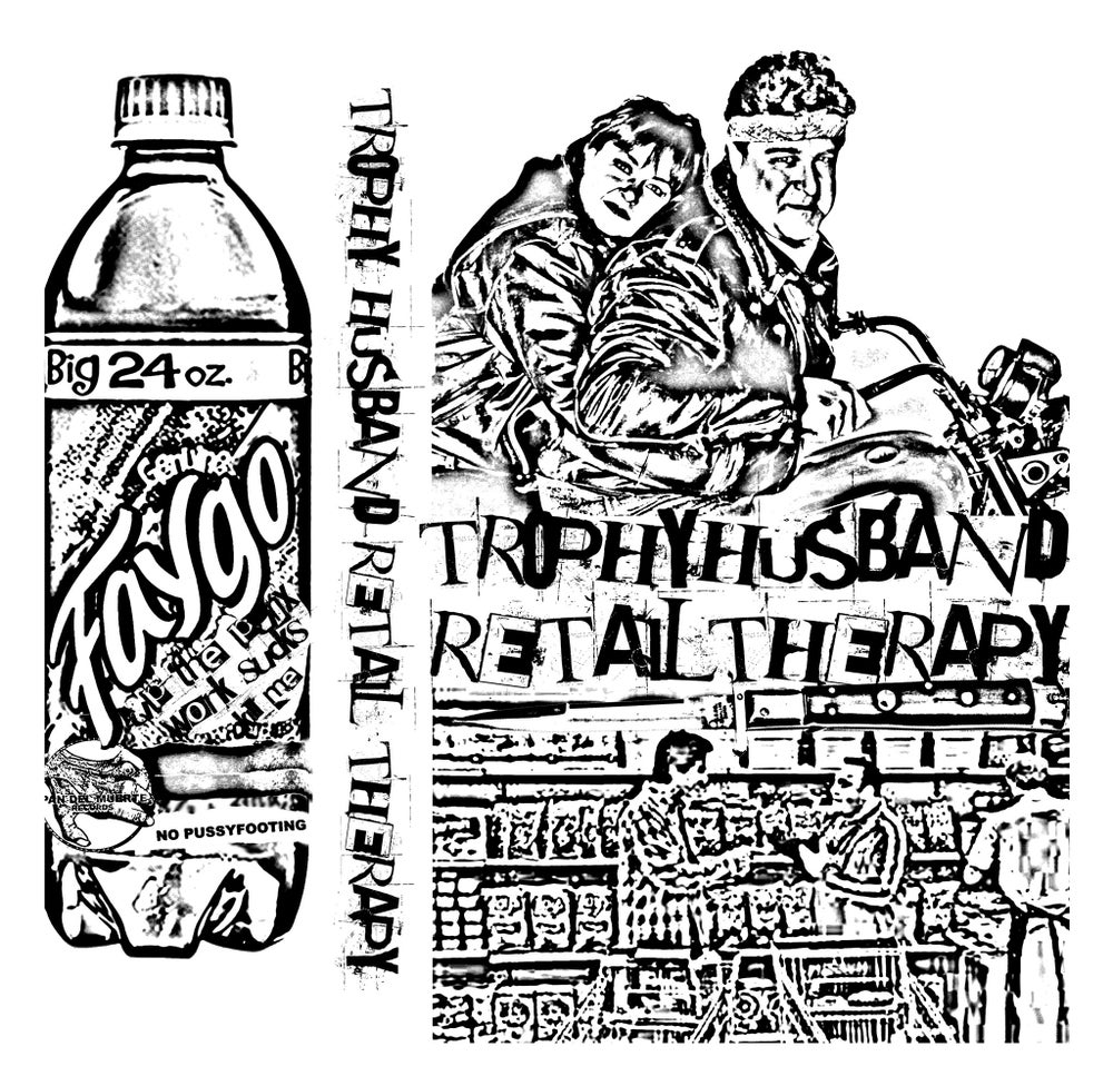 Image of Retail Therapy/Trophy Husband Split cs