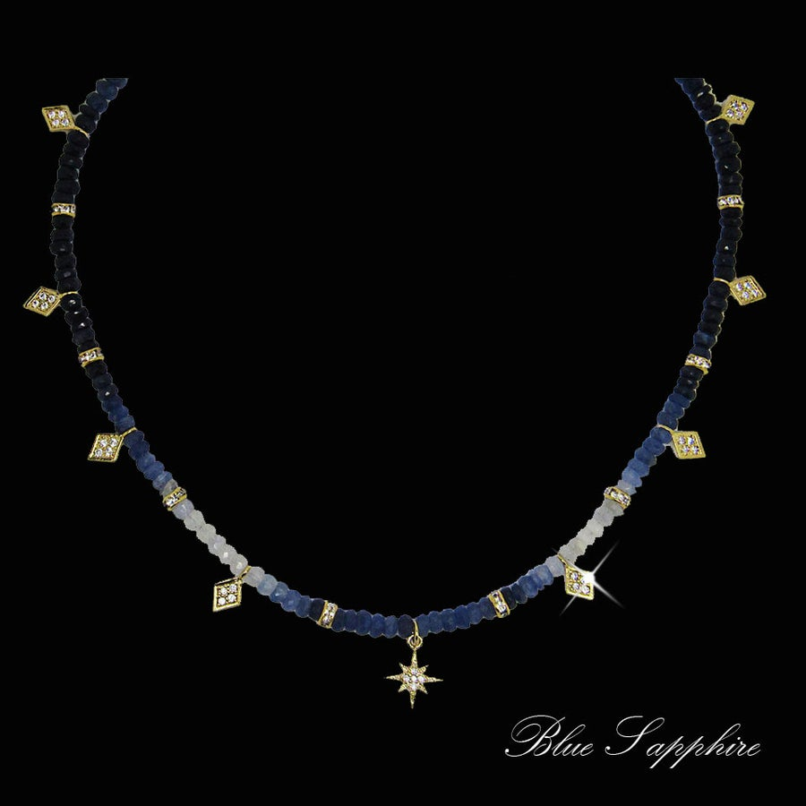 Image of Ombre Stella Choker (more colors)