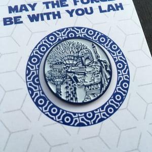 Image of East x West - Star Wars-inspired Series II Individual pins