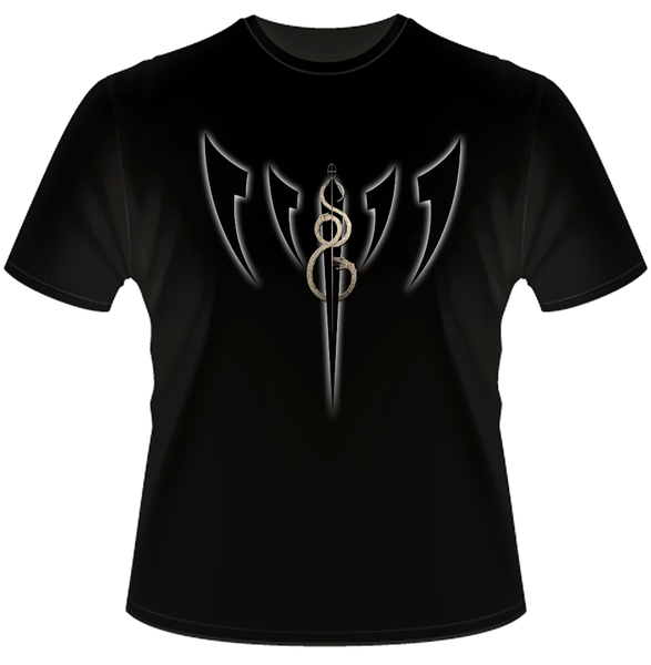 Image of Seraph Sin Fallen Angel T-shirt