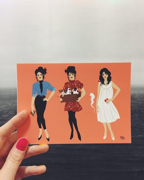 Image of Frasier Postcard Pack