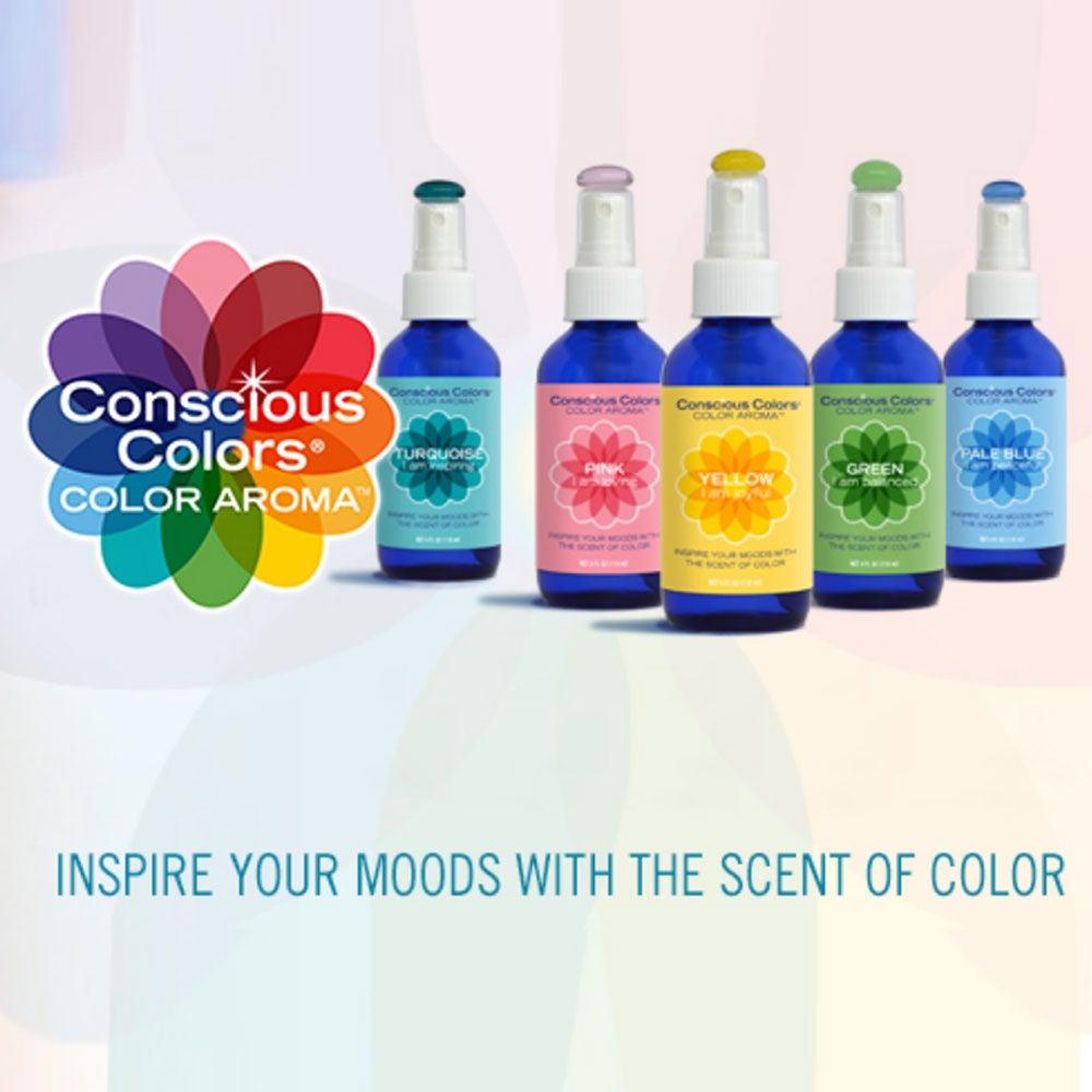Image of Become a Certified Color Aroma™ Therapist