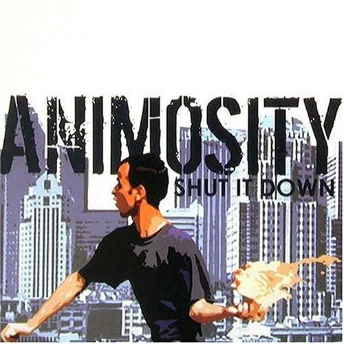Image of ANIMOSITY - Shut It Down