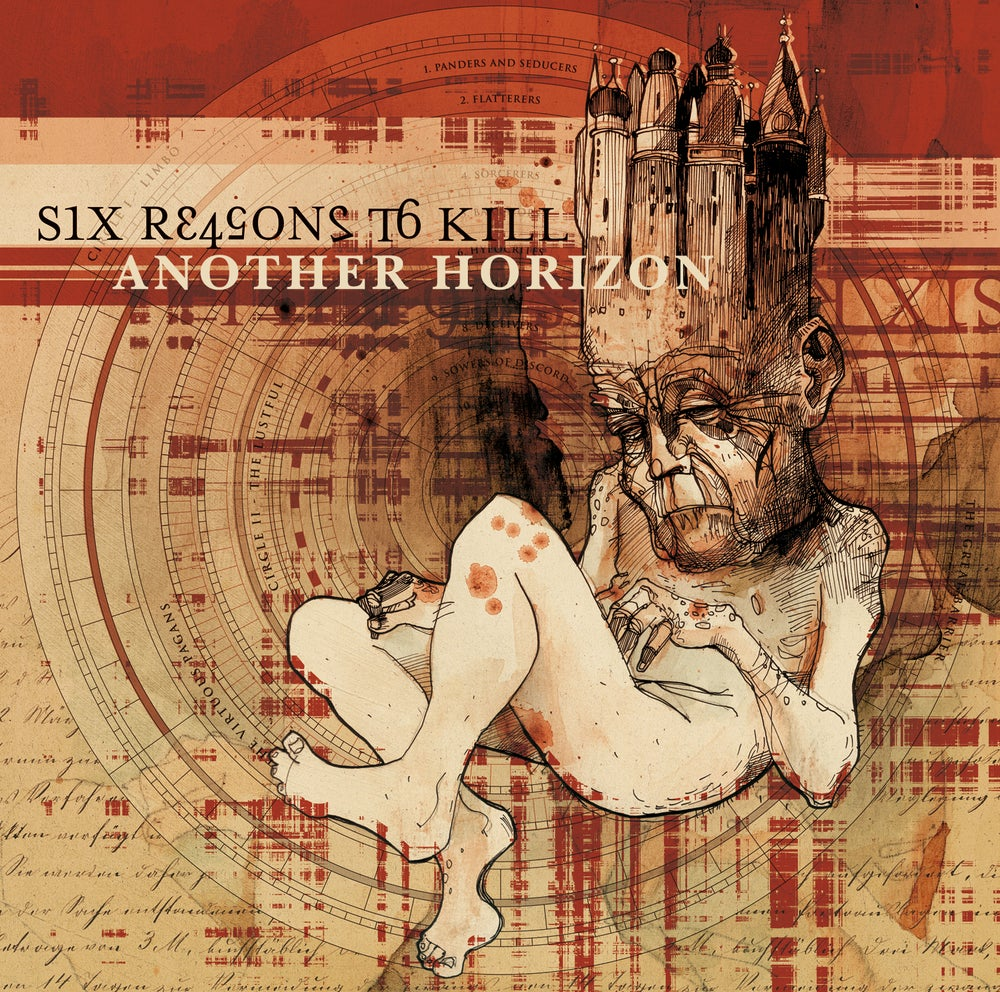 Image of SIX REASON TO KILL - Another Horizon