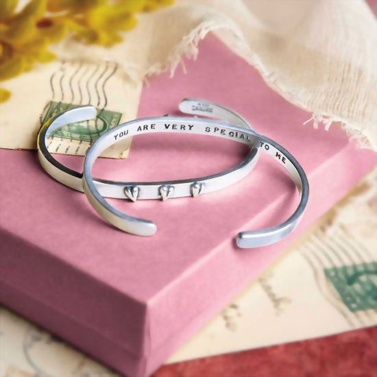 Toby And Max Jewelry You Are Very Special To Me Sterling Bracelet