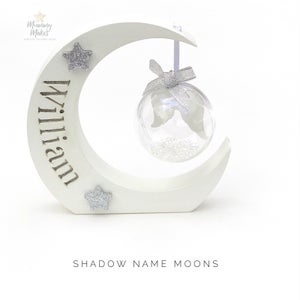 Image of Shadow name moon and Bauble