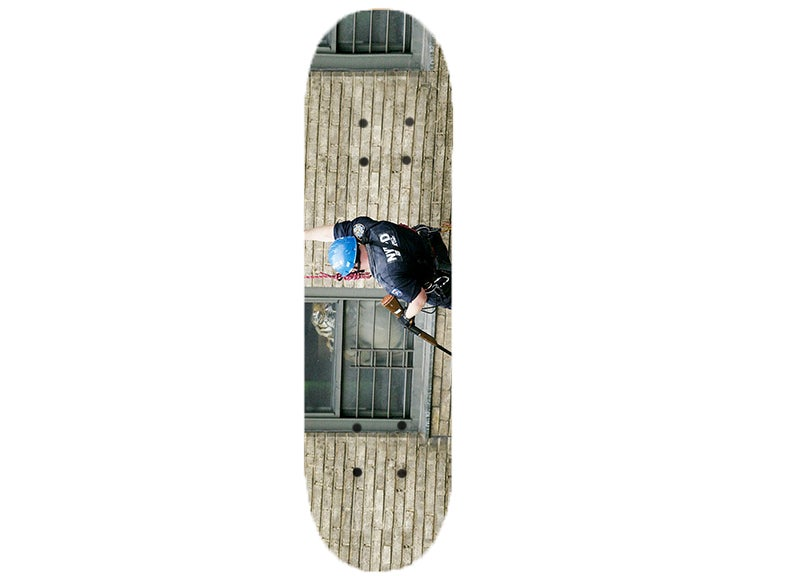 Image of TIGER IN PROJECTS (SKATE DECK)
