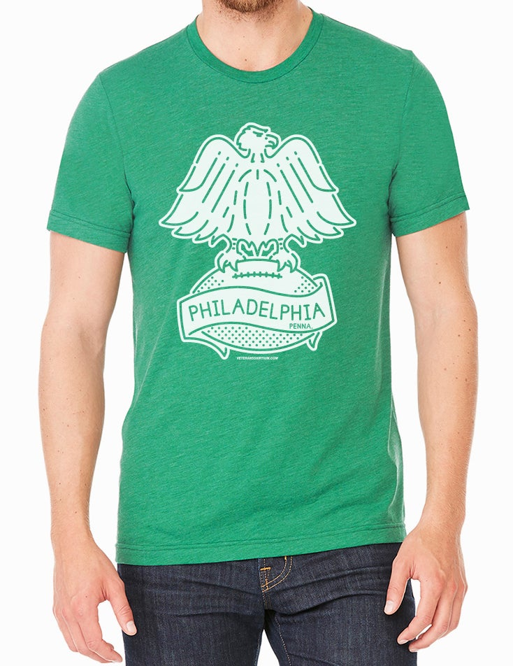 Image of Philadelphia Football T-Shirt