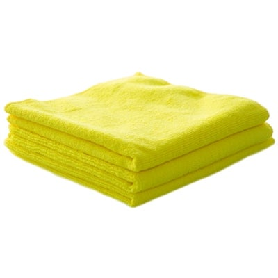 Image of Original Yellow Microfiber 16x16 (3-Pack)