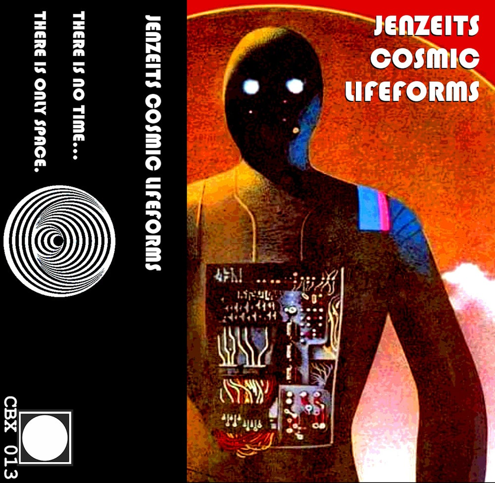 Image of Jenzeits - Cosmic Lifeforms CS