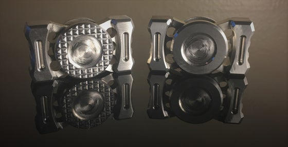 Image of DOOMSDAY!! Stainless Spinner