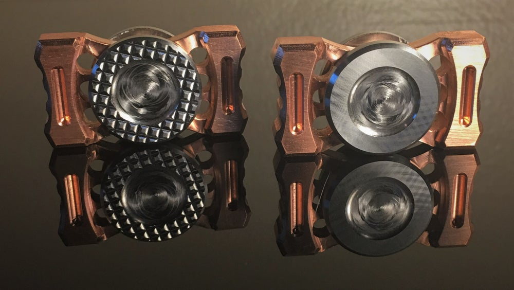 Image of DOOMSDAY!! Copper Spinner