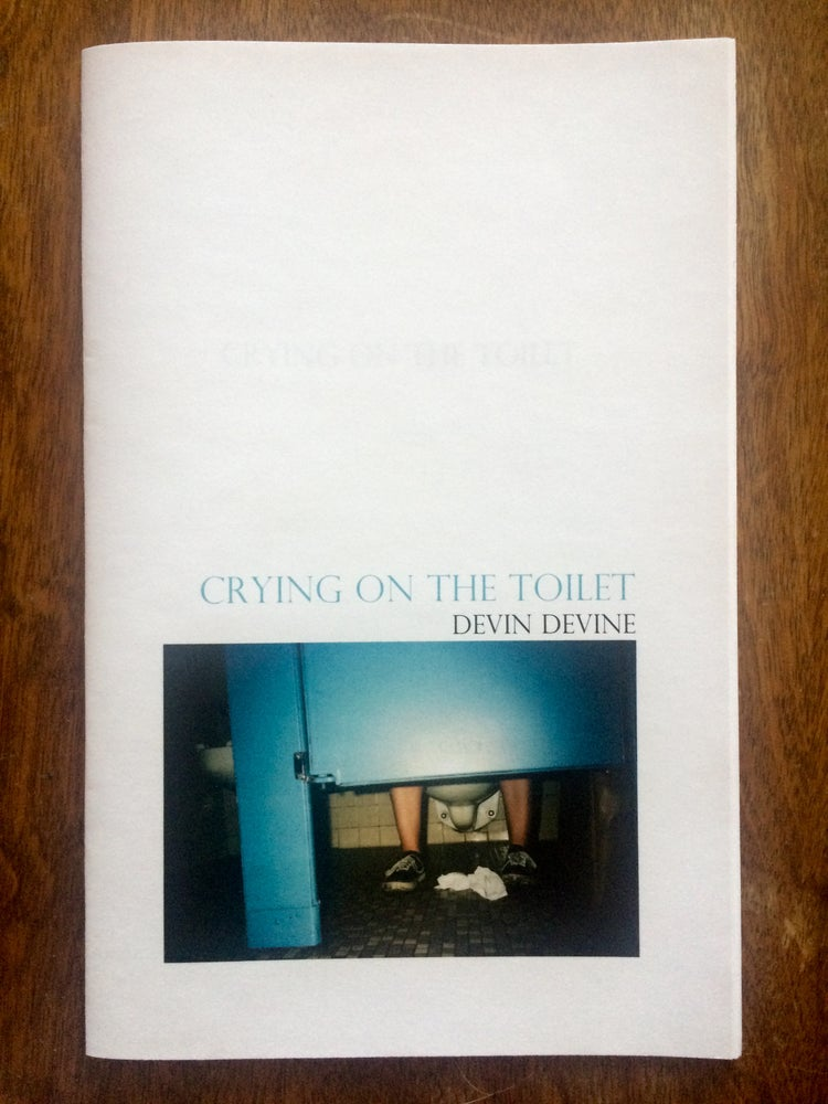 Image of Crying on the Toilet