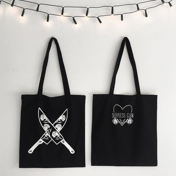 Image of Death Dreams Tote Bag