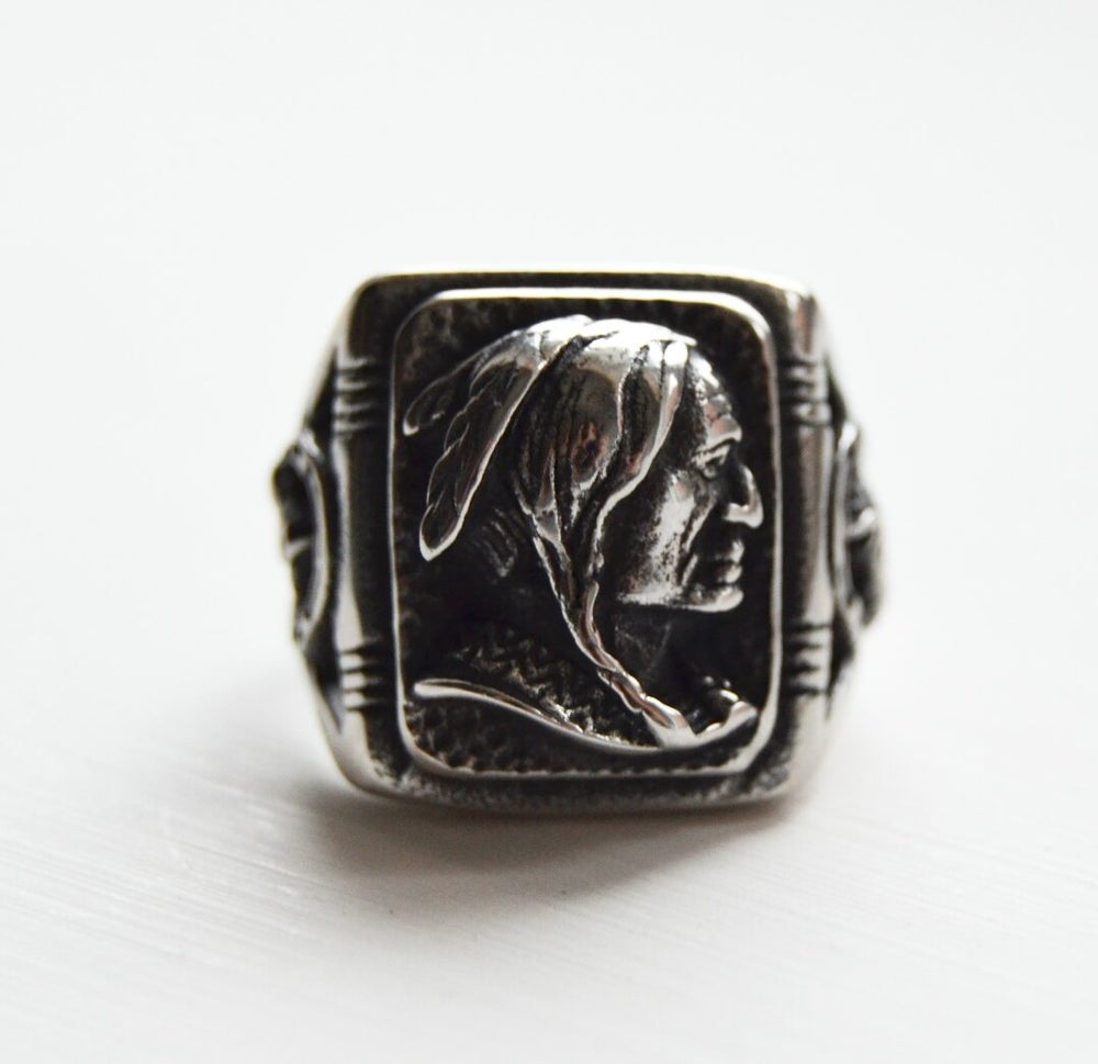 Image of Big Chief Ring