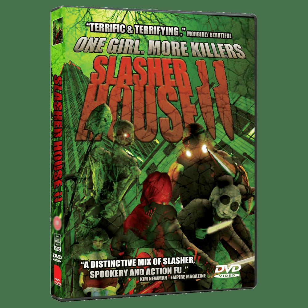 Image of SLASHER HOUSE 2 - DVD - (Region Free)