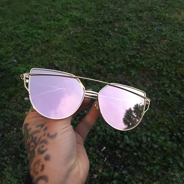 Image of Vintage- No Shade Sunnies SALE