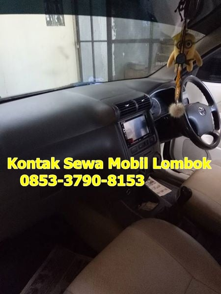 Image of Sewa Transport Murah Di Lombok
