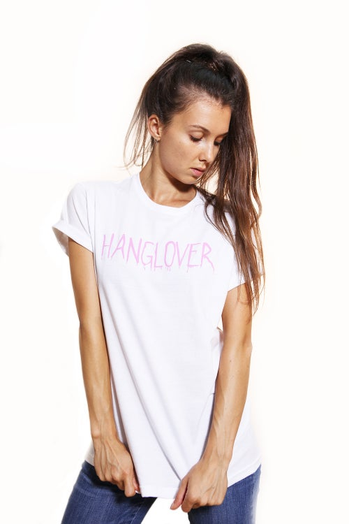 Image of Hanglover Unisex White