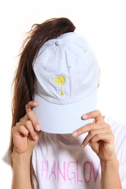 Image of FDP Hat Pastel Blue