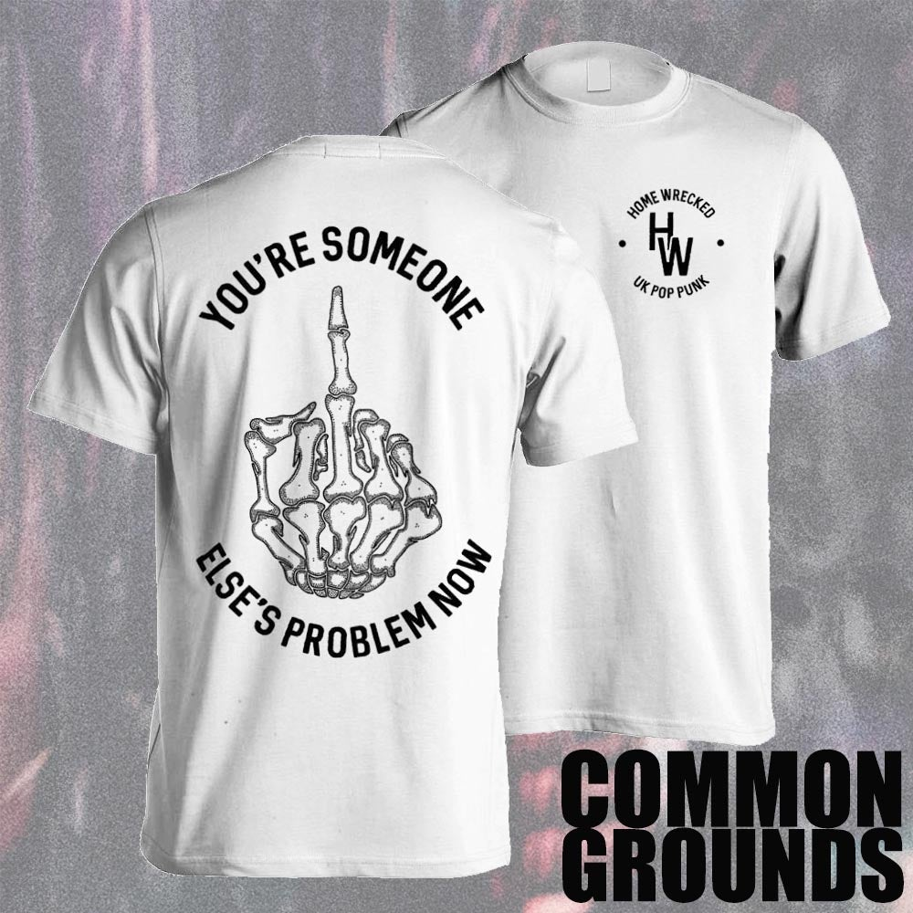 Image of COMMON GROUNDS (WHITE)