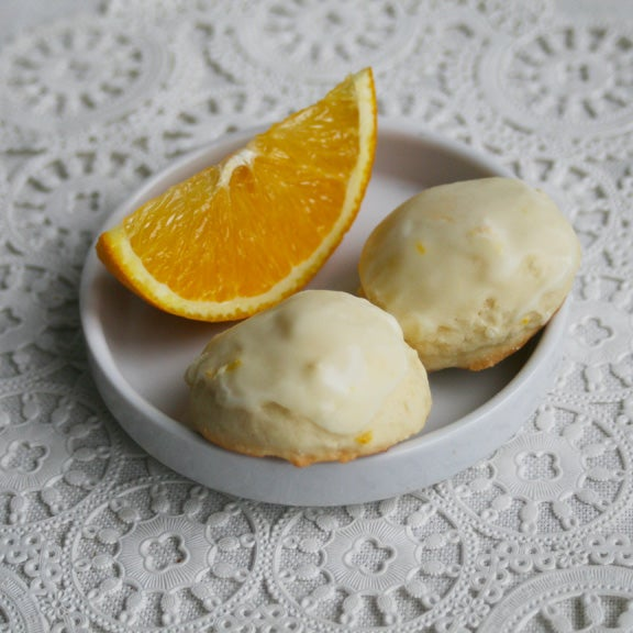 Image of Italian Orange Cookies (TWO DOZEN)