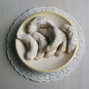 Image of Pineapple Coconut Crescents (TWO DOZEN)