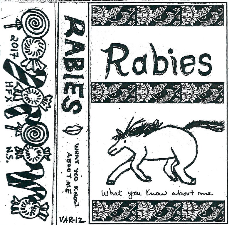 "Image of Rabies ""What You Know About Me"""