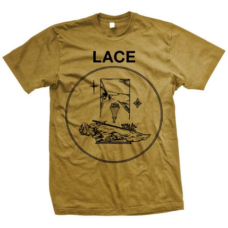 "Image of LACE ""Emblem"" shirt"