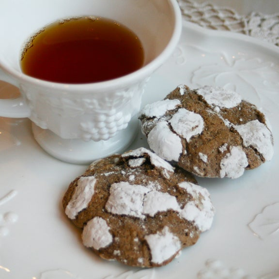 Image of Chocolate Crinkles - (TWO DOZEN)