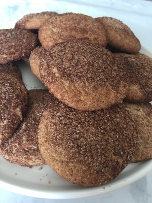 Image of GLUTEN FREE - Snickerdoodles (TWO DOZEN)