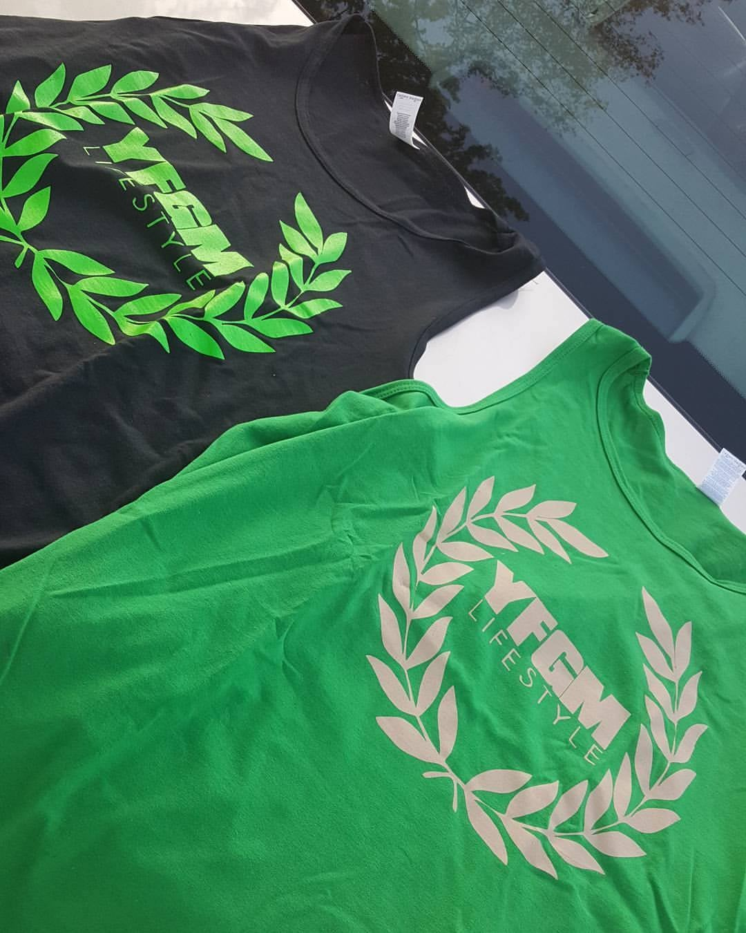 Image of YFGM Lifestyle Tank Tops