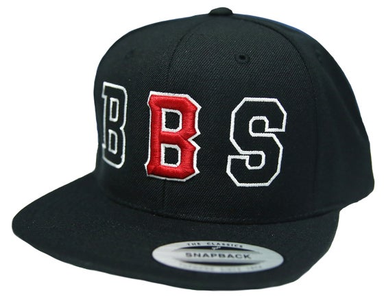 Image of BBS Stencil: Black