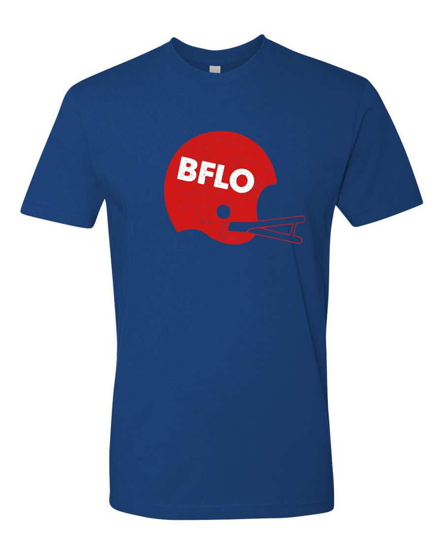"Image of ""BFLO"" Football Helmet"
