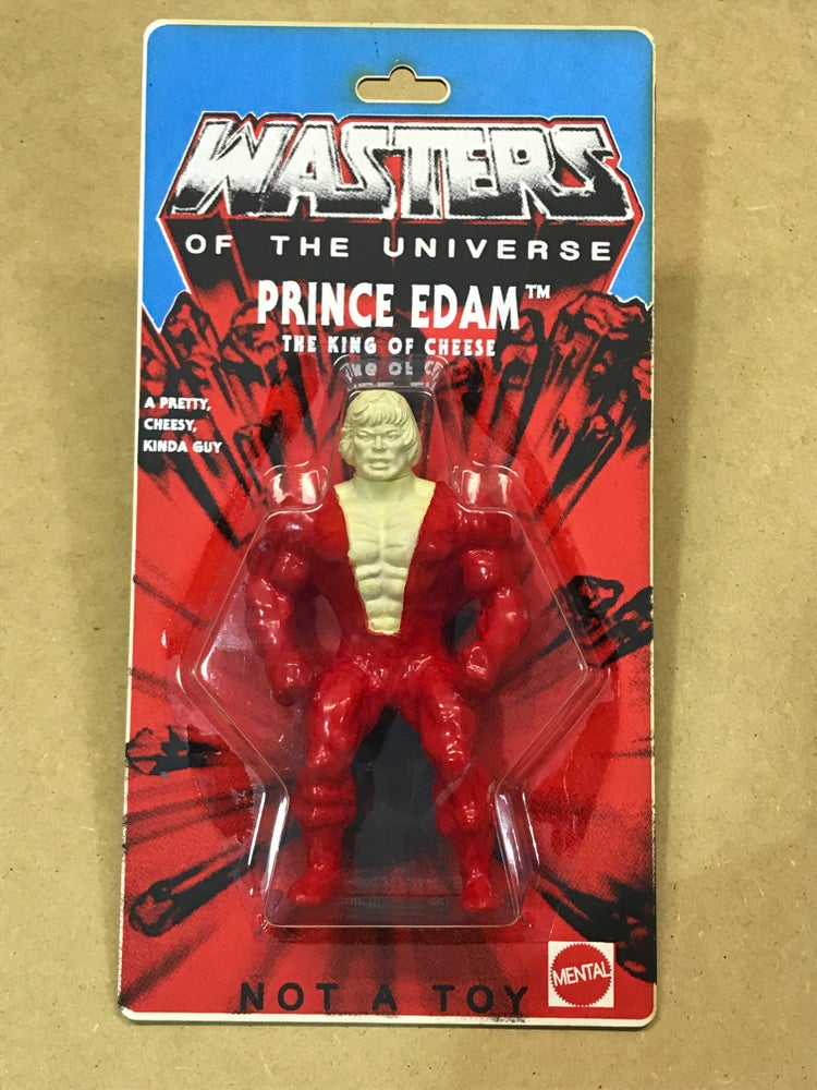 Image of WASTERS of the UNIVERSE - PRINCE EDAM