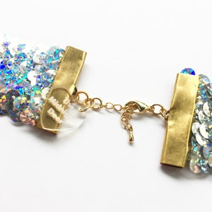 Image of Statement Sequin Chokers