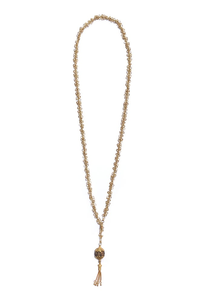 "Image of 36"" Bubble Charm Lariat"