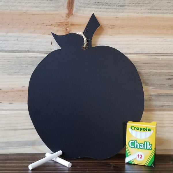 Image of Hanging Apple Chalkboard
