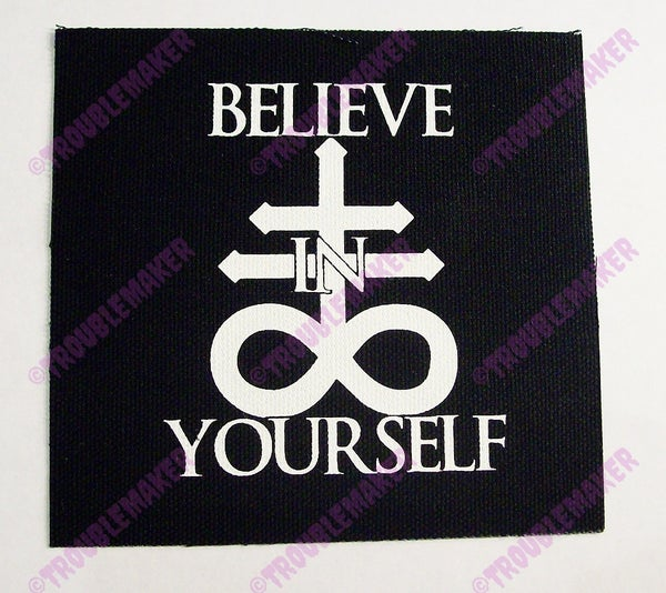 Image of BELIEVE Patch