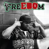"Image of EDO.G ""FreEDOm"" Limited Edition Vinyl LP (red, black or green colored)"