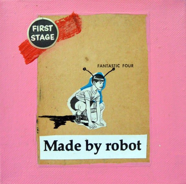 Image of Made by Robot