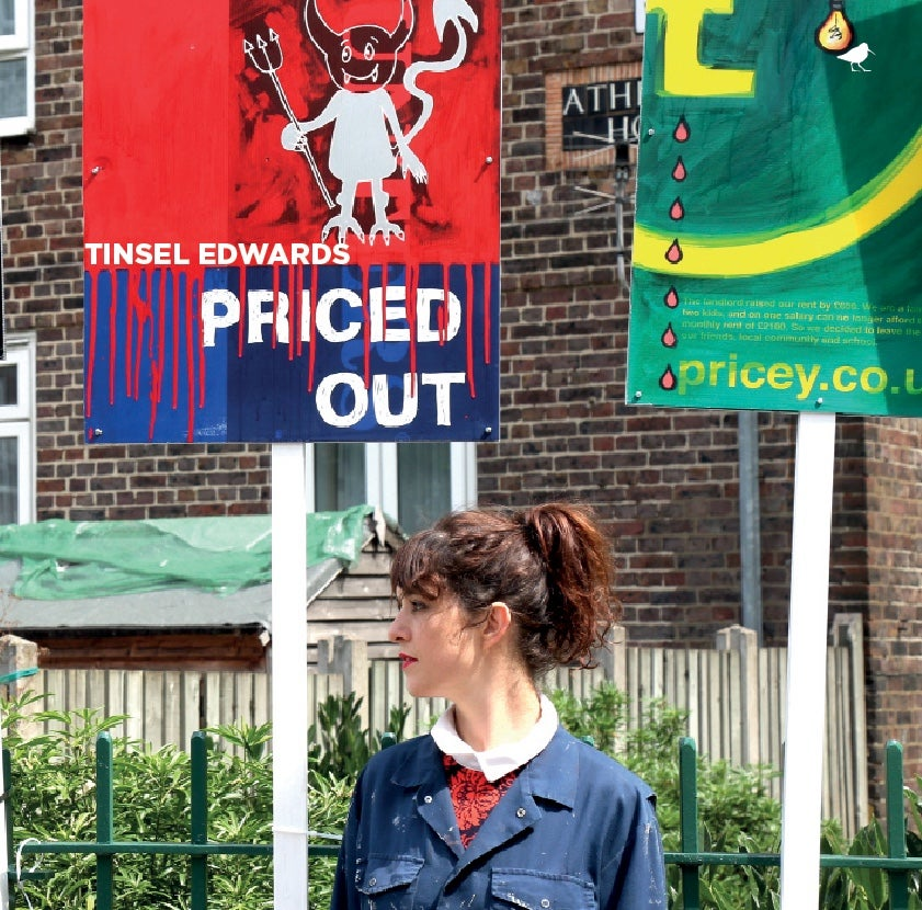 Image of Priced Out by Tinsel Edwards